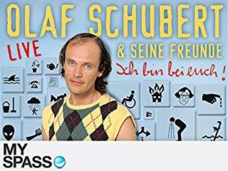 Olaf Schubert Live stream