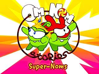 Om Nom Stories stream