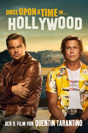 Once Upon a Time in Hollywood - stream