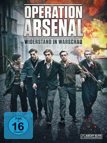 Operation Arsenal - Widerstand in Warschau stream