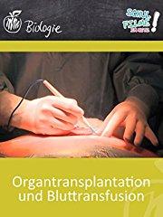 Organtransplantation und Bluttransfusion - Schulfilm Biologie stream