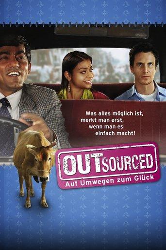 Outsourced - Auf Umwegen zum Glück stream