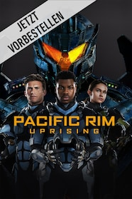 Pacific Rim: Uprising stream