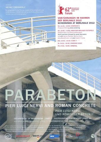Parabeton - Pier Luigi Nervi und Römischer Beton stream