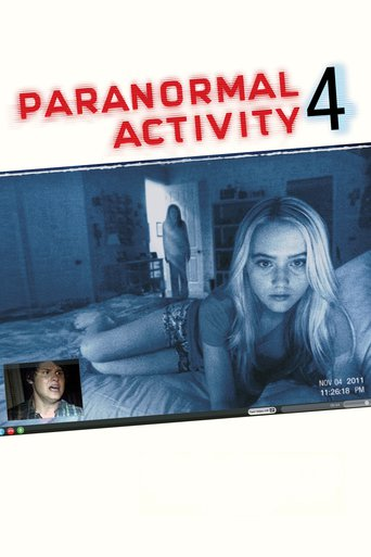 Paranormal Activity 4 Stream
