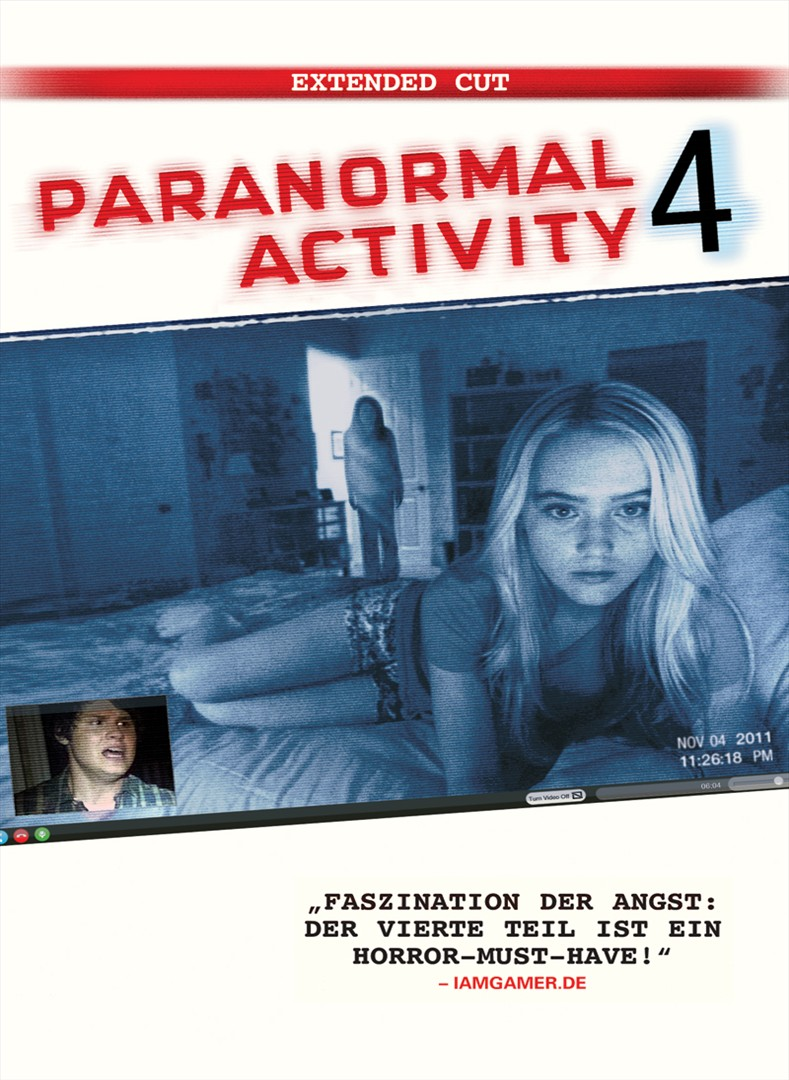 Paranormal Activity 4 (Unrated) stream