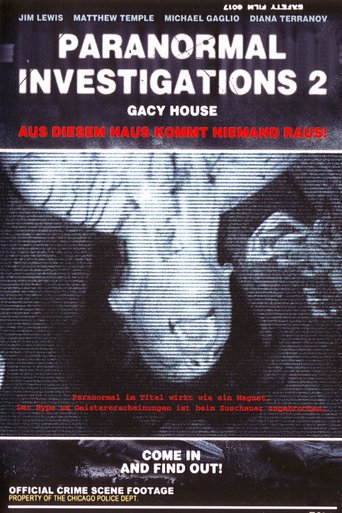 Paranormal Investigations 2 stream