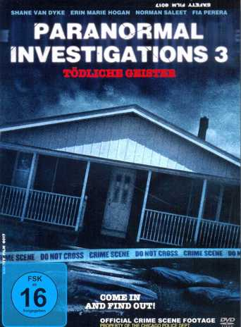 Paranormal Investigations 3 - Tödliche Geister stream