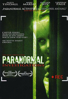 Paranormal Investigations - stream