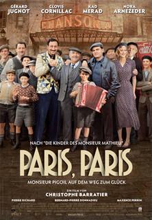 Paris, Paris - Monsieur Pigoll auf dem Weg ins Glück stream