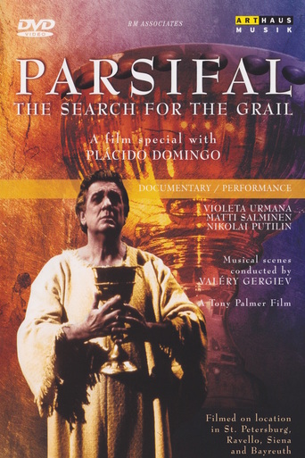 Parsifal - The Search for the Grail stream