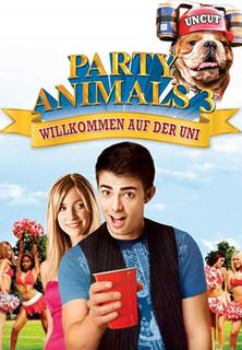Party Animals 3 - Willkommen auf der Uni stream