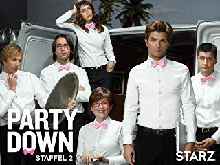 Party Down stream