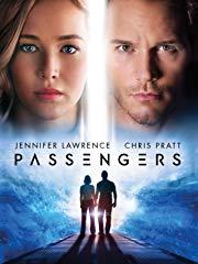 Passengers (4K UHD) stream