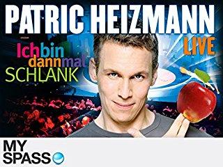 Patric Heizmann live! stream