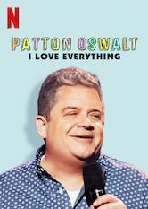 Patton Oswalt: I Love Everything - stream