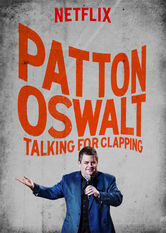 Patton Oswalt: Talking for Clapping stream