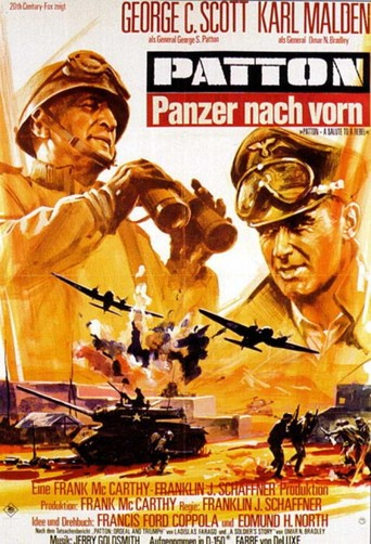 Patton - Rebell in Uniform stream
