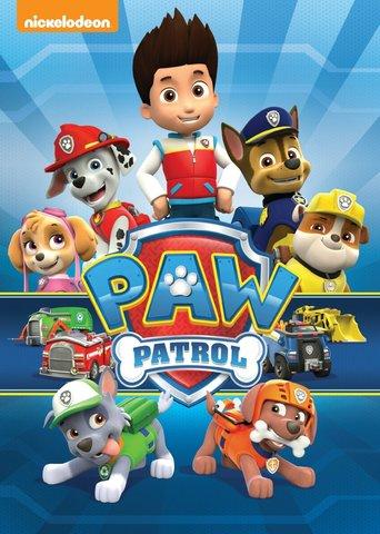 Paw Patrol stream