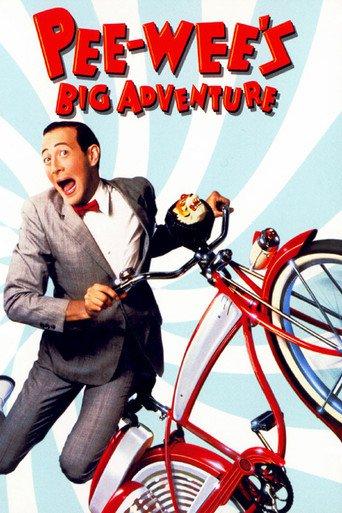 Pee-Wee's Big Adventure stream