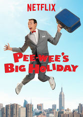 Pee-wee's Big Holiday stream