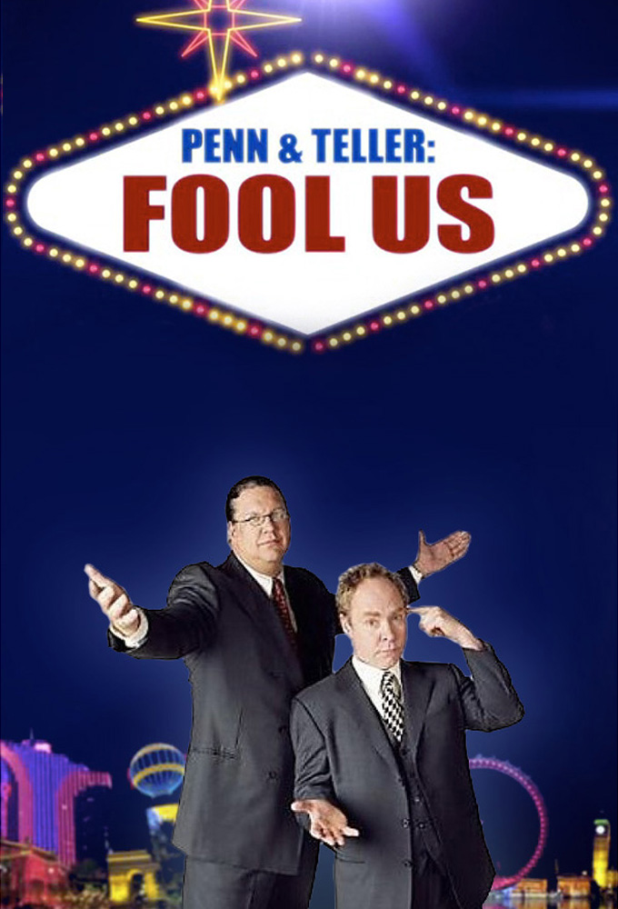 Penn & Teller: Fool Us stream