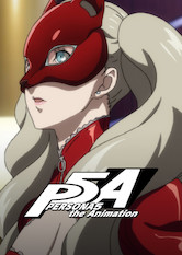 Persona 5: The Animation Stream