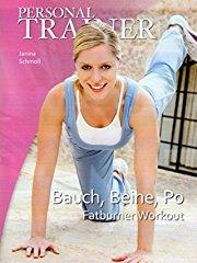 Personal Trainer - Bauch, Beine, Po: Fatburner Workout stream