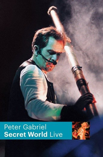 Peter Gabriel - Secret World Live - stream
