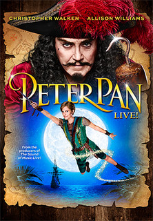Peter Pan Live! stream