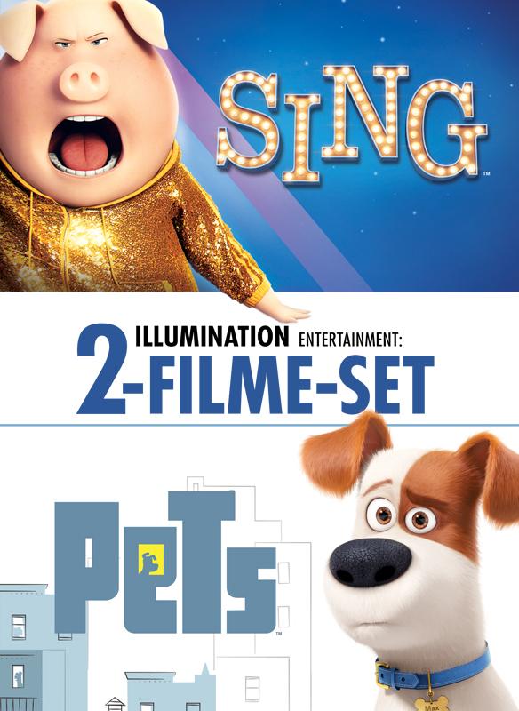 Pets und Illumination präsentiert Sing stream