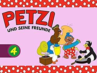 Petzi und seine Freunde Stream