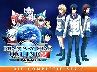Phantasy Star Online 2 - stream