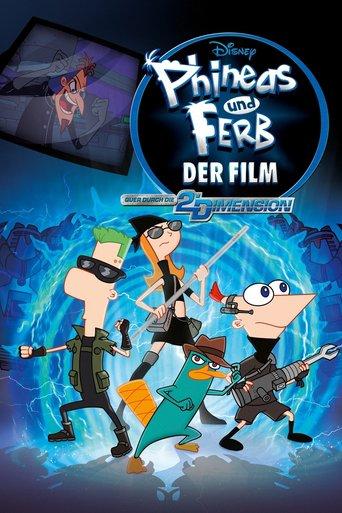 Phineas und Ferb: Quer durch die 2. Dimension stream