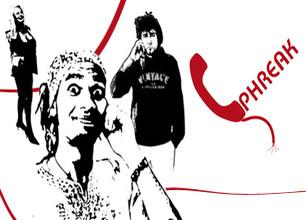Phreak stream