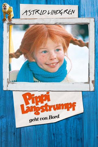 Pippi Langstrumpf - Pippi geht von Bord Stream