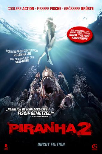 Piranha 2 stream