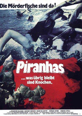 Piranhas stream