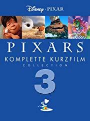 Pixars komplette Kurzfilm Collection 3 Stream