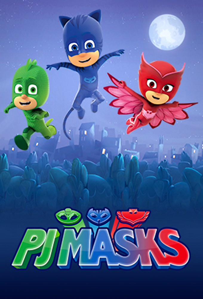 PJ Masks – Pyjamahelden stream