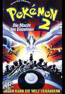Pokémon 2: Die Macht des Einzelnen - stream