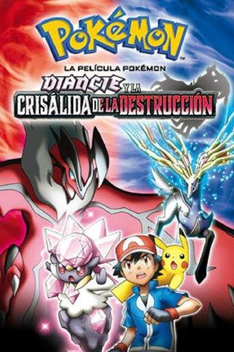 Pokémon ? Der Film: Diancie und der Kokon der Zerstörung - stream