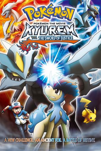 Pokémon - Der Film: Kyurem gegen den Ritter der Redlichkeit stream