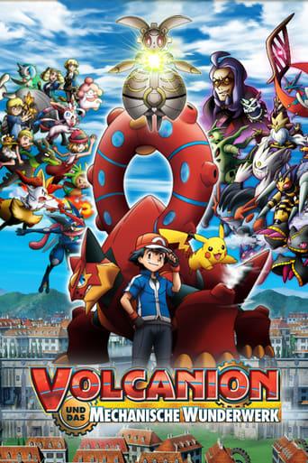 Pokémon - Der Film: Volcanion und das Mechanische Wunderwerk stream