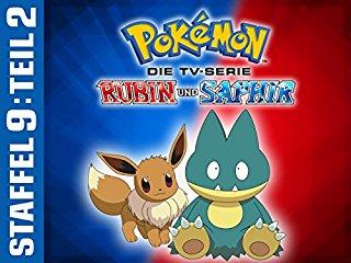 Pokemon ? Die TV-Serie: Rubin und Saphir - stream