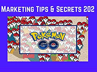 Pokemon Go Marketing Strategies stream