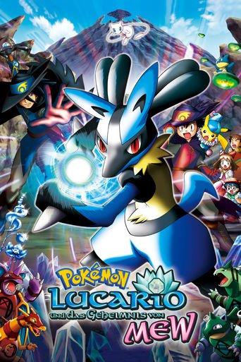Pokémon: Lucario und das Geheimnis von Mew stream