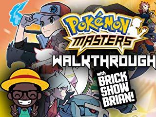 Pokemon Masters Playthrough With Brick Show Brian Stream