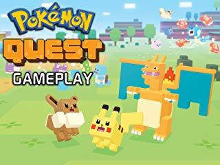 Pokemon Quest Gameplay Stream