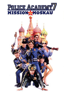 Police Academy 7 - Mission in Moskau stream